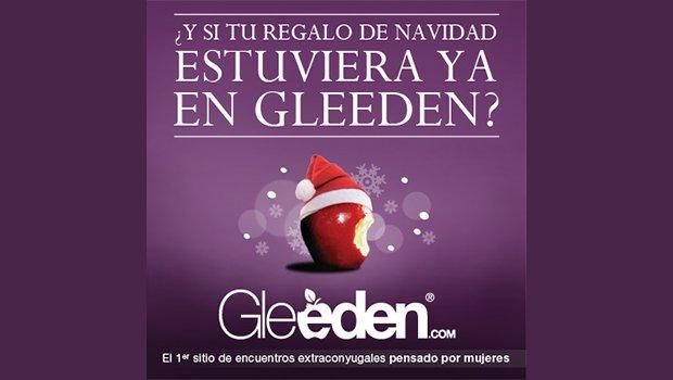 ¿Y si tu regalo de Navidad estuviera ya en Gleeden?