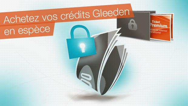 Credit gratuit gleeden