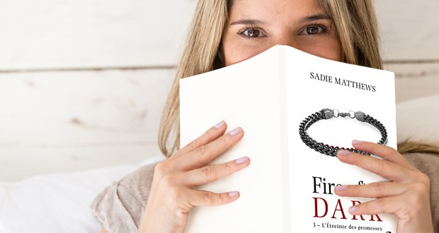 A l'occasion de la Saint-Valentin, Gleeden met en place un concours exceptionnel. Remportez la trilogie érotique complète Fire After Dark […]