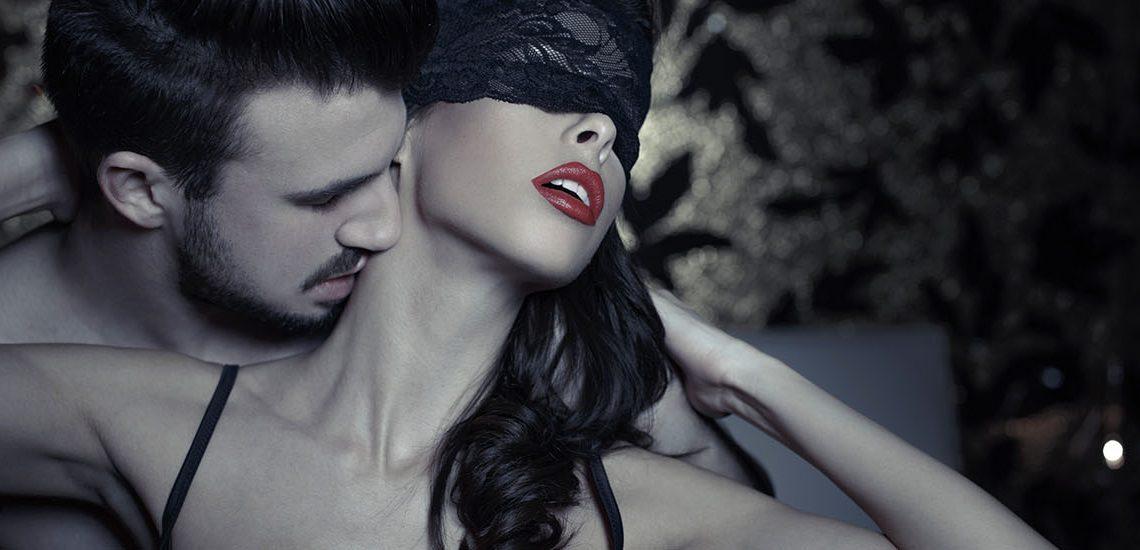 sexe dans le noir