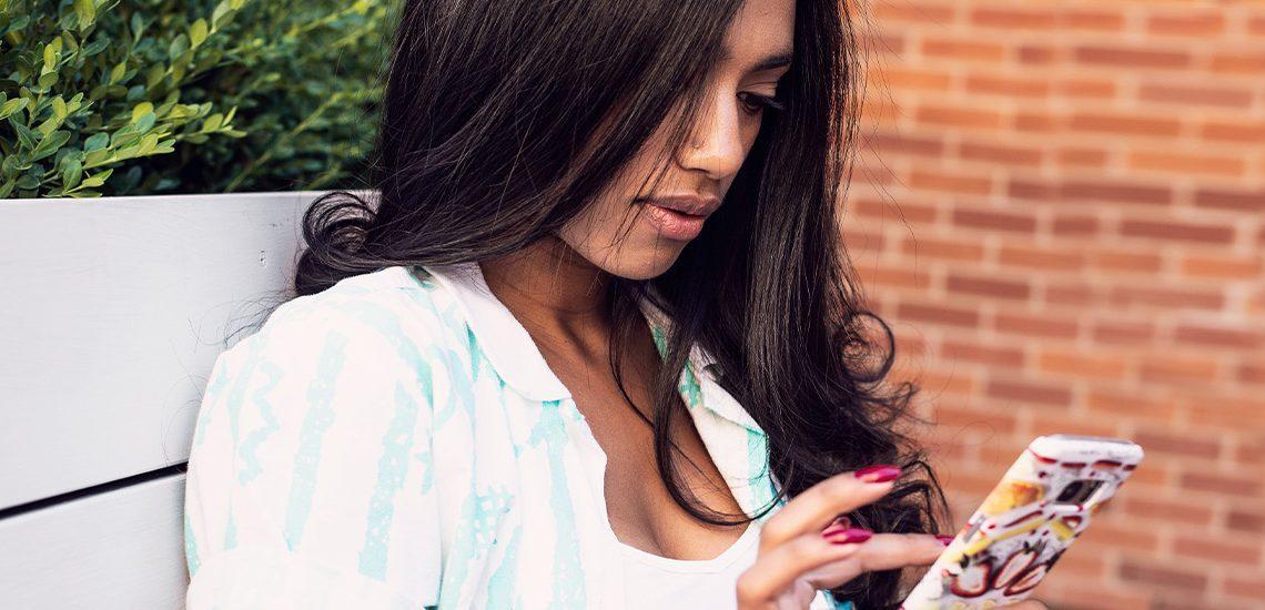 Dating online è per i codardi